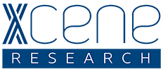 Xcene Research Logo
