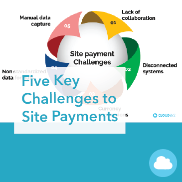 Five Key Challenges to Site Payments